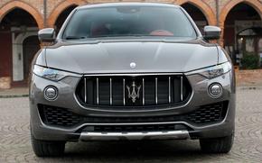 Picture Maserati, front, 2017, Levante