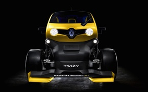 Picture sport, supercar, renault, twizy