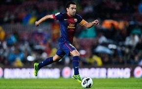 Picture Captain, Spain, player, football, Barcelona, Javi, Leopard, Barcelona, Spain, Xavi, Captain, Chavi's, Xavi Hernandez