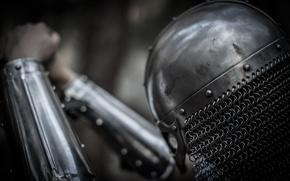 Picture background, armor, warrior, helmet