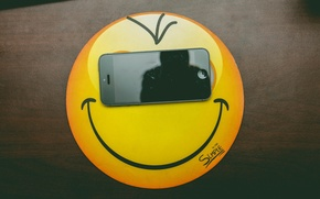 Picture Smile, Mood, IPhone