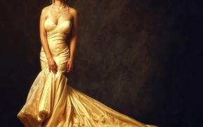 Picture girl, dress, fashion, Anna, Lashon Rise