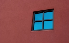 Picture wall, minimalism, window