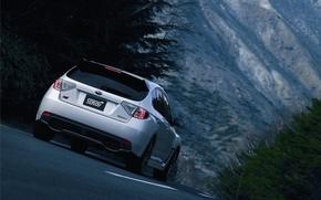 Picture subaru, Subaru Impreza, impreza r205