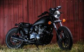 Picture design, motorcycle, bike, bobber, XJ 650