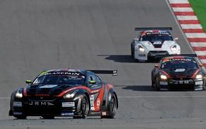 Picture race, track, R35, Nissan GTR, JRM
