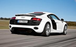 Picture Audi, R8 5.2 FSI quattro