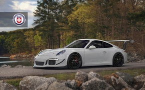 Picture Porsche, Classic, with, 991, HRE