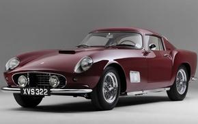 Picture supercar, sports car, sports car, Ferrari 250 GT Tour de France