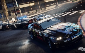 Picture Rivals, Need For Speed, Mustang, NFS, Ford