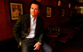 Picture photoshoot, Mark Wahlberg, Los Angeles Times