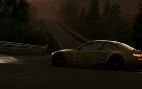 Picture bmw, cars, Project, nordschleife
