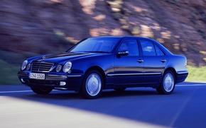 Picture Mercedes-Benz, Mercedes, E-class, E-Class, 1999, E-class, W210, Executivklasse, Lupato, Eyed, 4Matic, E430