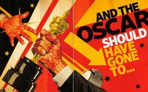 Picture poster, Oscar, Oscar
