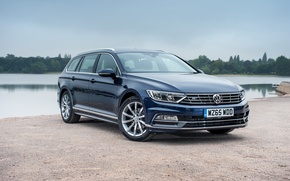 Picture Volkswagen, Volkswagen, Passat, Passat, 2015