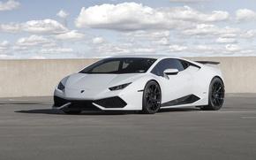 Picture Lamborghini, Wheels, Strasse, Huracan
