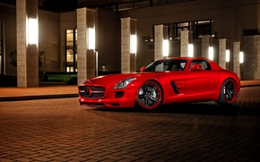 Picture cars, mercedes, Mercedes, cars, sls, amg, auto wallpapers, car Wallpaper