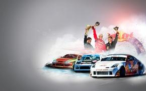 Picture nissan, drift, drift, 350z, grinya