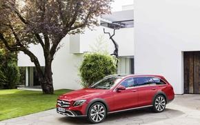 Picture Mercedes, Mercedes, E-Class, All-Terrain