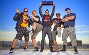 Picture Rock, Skate punk, Zebrahead, Punk rock