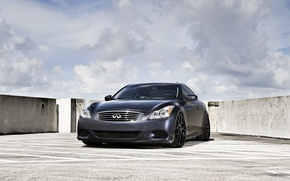 Picture the sky, coupe, Infiniti, casting, G37s