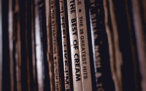 Picture macro, music, background, Humble Records Collection