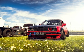 Picture machine, auto, BMW, BMW E30