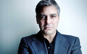 Picture look, actor, grin, Director, George Clooney