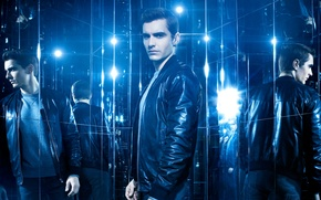 Wallpaper poster, reflection, jacket, Now You See Me 2, Dave Franco, blue, mirror, Dave Franco, The ...