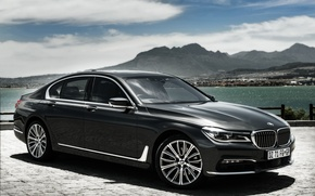 Wallpaper BMW, BMW, sedan, 7-Series, G11