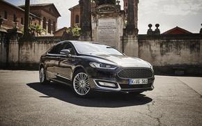 Picture Ford, sedan, Ford, Sedan, Mondeo, Mondeo, 2015, Vignale