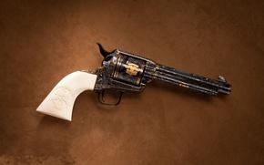 Wallpaper the trigger, colt, the handle, trunk, hook