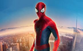 Picture city, Parker, spider man, the amazing spider man