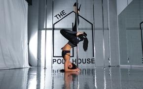 Picture pose, heels, technique, dancing pipe