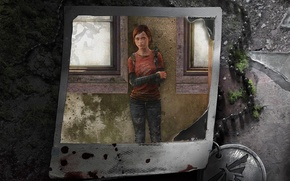 Picture photo, the game, Ellie, The Last of Us, Some of us, Ellie