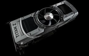 Picture GTX, Nvidia, GeForce, video card, Titan Z