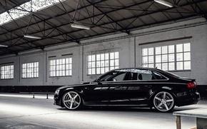 Picture Audi, sedan