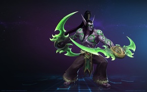 Picture blizzard, wow, world of warcraft, heroes of the storm