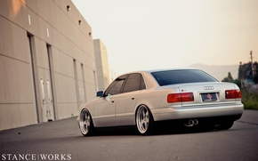 Picture Audi, Audi, tuning, tuning, stance works