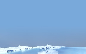 Picture winter, snow, LG G Flex 2