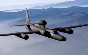 Picture flight, scout, strategic, Lockheed U-2, «Dragon Lady»
