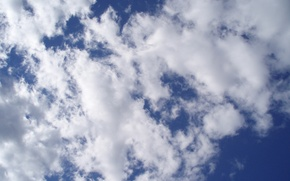 Picture the sky, clouds, day