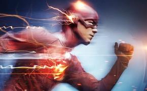 Picture TV Series, Flash, The Flash, Grant Gustin, Grant Gastin, Barry Allen