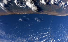 Picture Earth, Somalia, Blue Dot