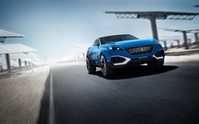 Picture Concept, Peugeot, Quartz, Peugeot Concept, Peugeot Wallpaper, Peugeot Quartz Concept Wallpaper, Peugeot Quartz Concept
