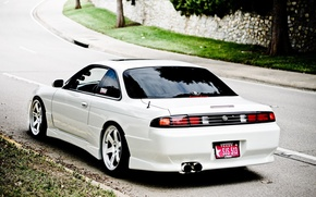 Picture Nissan, Silvia, Nissan, 200, JDM, Sylvia, S14a