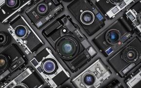 Picture background, camera, Rangefinder