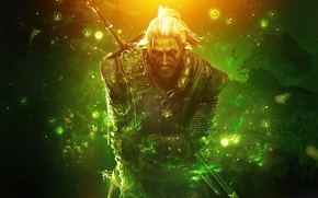 Picture the Witcher, The Witcher 2, Geralt, Assassins of Kings, RPG, CD Projekt RED