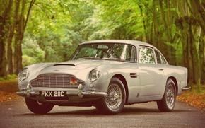 Picture Aston, Martin, Car, DB5