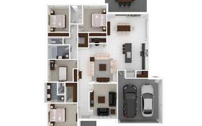 Picture design, home, architecture